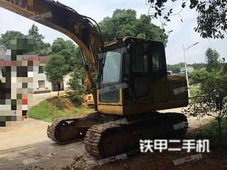 湖南-岳阳市二手小松PC130-7挖掘机实拍照片