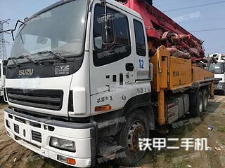 三一重工SY5313THB40D泵車實拍圖片