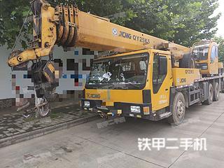 陕西-西安市二手徐工QY25K-I起重机实拍照片