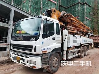 四川-泸州市二手中联重科ZLJ5337THB 47X-5RZ泵车实拍照片