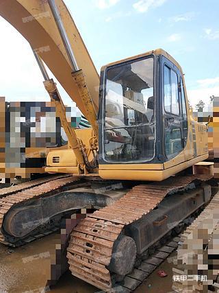 广东-广州市二手小松PC200-6挖掘机实拍照片
