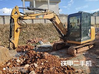 二手卡特彼勒 305.5E液压 挖掘机转让出售