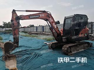 二手斗山 DX60 挖掘机转让出售