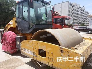 甘肃-张掖市二手徐工XS202J压路机实拍照片