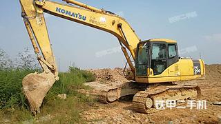 广东-广州市二手小松PC200LC-7挖掘机实拍照片