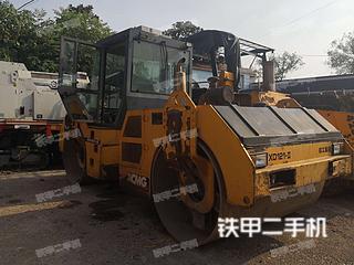 湖南-长沙市二手徐工XD121-II压路机实拍照片