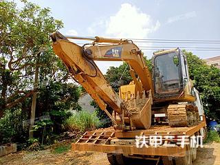 广西-南宁市二手卡特彼勒311C挖掘机实拍照片