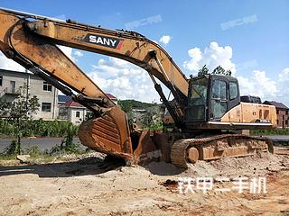 二手三一重工 SY335C-9H 挖掘机转让出售