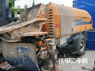 中聯重科HBT60.16.110SU拖泵實拍圖片