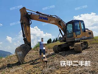 二手徐工 XE135D 挖掘机转让出售