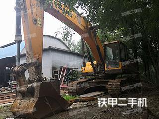 山东-潍坊市二手三一重工SY285C挖掘机实拍照片