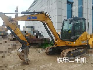 二手徐工 XE55DA 挖掘机转让出售
