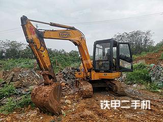 二手雷沃重工 FR60V8 挖掘机转让出售
