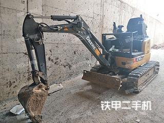 二手约翰迪尔 E18zs 挖掘机转让出售
