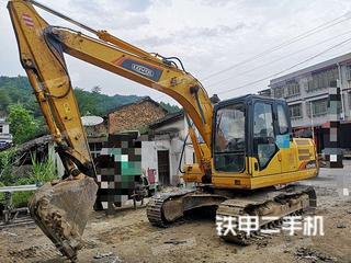 二手雷沃重工 FR150D 挖掘机转让出售