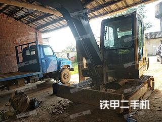 二手沃尔沃 EC55B 挖掘机转让出售
