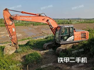 二手日立 ZX210H-5G 挖掘机转让出售