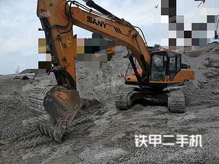 贵州-黔南布依族苗族自治州二手三一重工SY285C挖掘机实拍照片