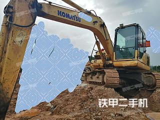 云南-西双版纳傣族自治州二手小松PC130-7挖掘机实拍照片