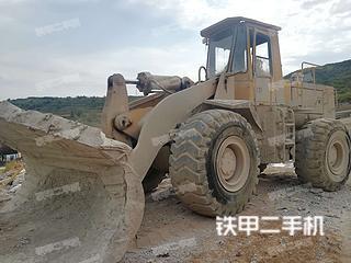 甘肃-平凉市二手柳工ZL50C基本型装载机实拍照片
