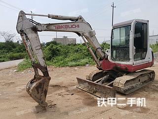 二手竹内 TB150C 挖掘机转让出售