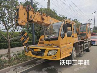 陕西-西安市二手徐工QY12起重机实拍照片
