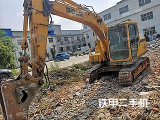 二手山东临工 LG6135E 挖掘机转让出售