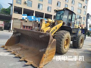山东临工LG956L矿山铲掘型装载机实拍图片