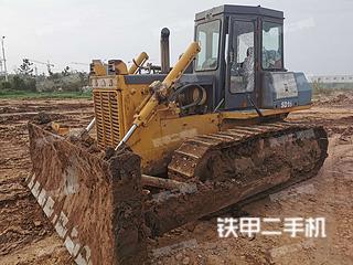 山东-青岛市二手山推SD16标准型推土机实拍照片