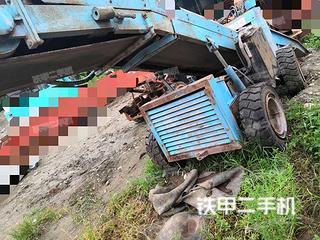 北方交通EBZ132C掘進機實拍圖片