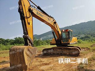广西-贵港市二手三一重工SY285C挖掘机实拍照片