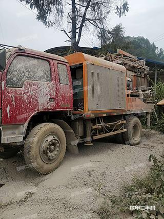 湖南-湘西土家族苗族自治州二手波特重工HDL5160THB-24M泵车实拍照片