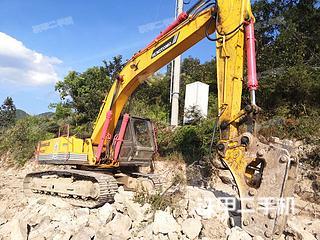 浙江-丽水市二手住友SH280挖掘机实拍照片