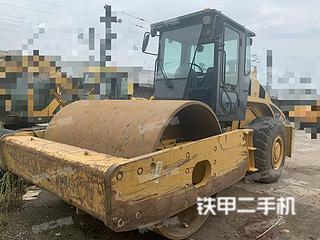 四川-广元市二手柳工CLG620压路机实拍照片