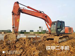 二手日立 ZX200-5G 挖掘机转让出售