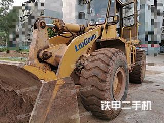 四川-广安市二手柳工ZL50C基本型装载机实拍照片