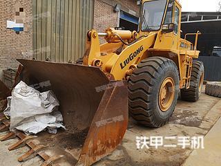 陕西-西安市二手柳工ZL50C基本型装载机实拍照片