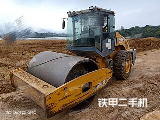安徽-巢湖市二手徐工XS202J压路机实拍照片
