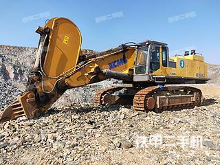 徐工XE900C挖掘机实拍图片