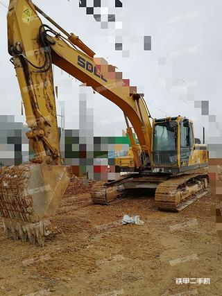 二手山东临工 E6225F 挖掘机转让出售