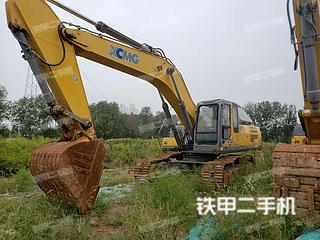 二手徐工 XE370CA 挖掘机转让出售