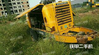中联重科HBT80.14.174RSU拖泵实拍图片