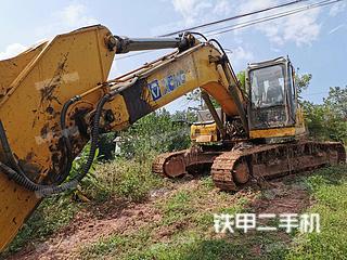 四川-广安市二手徐工XE260C挖掘机实拍照片