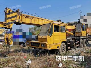 二手浦沅集团 QY16 起重机转让出售