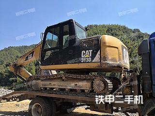 二手卡特彼勒 313D 挖掘机转让出售