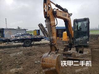 江苏-常州市二手三一重工SY55C挖掘机实拍照片