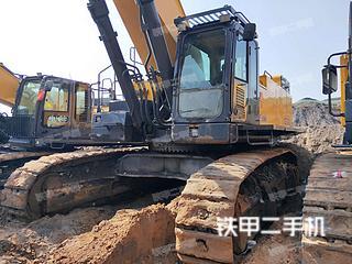 徐工XE900D挖掘机实拍图片