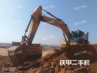 宁夏-石嘴山市二手徐工XE260C挖掘机实拍照片