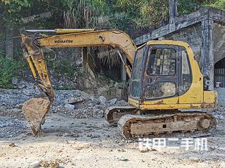 二手小松 PC60-7 挖掘机转让出售