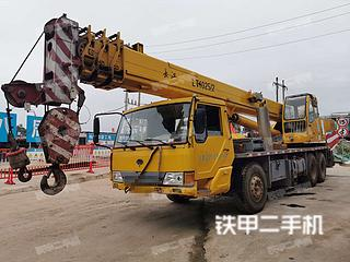 二手四川长江 LT1025-2 起重机转让出售